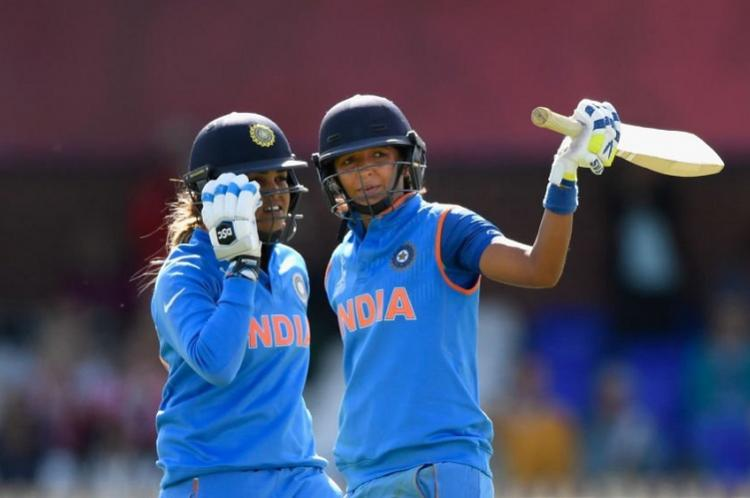 ICC Womens World Cup Harmanpreets breezy ton propels India to final