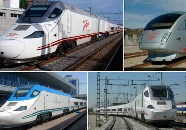 After Gatiman India could get these new swanky faster trains