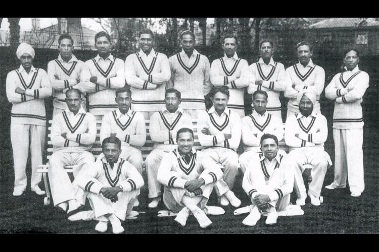 As the team plays its 500th test heres a look back at Indias first test match in 1932