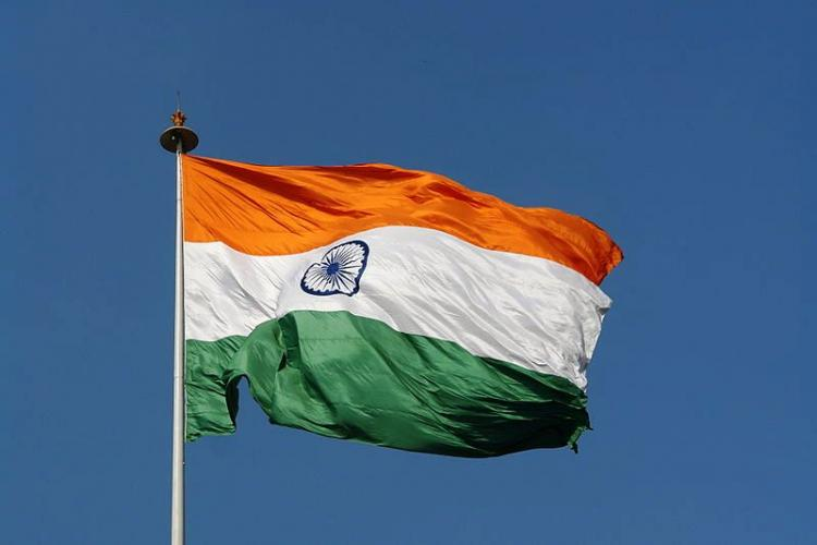 Is it time we stop being so uptight about the National Flag