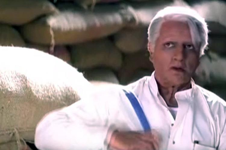 Kamal Haasans return in Indian 2 Will the idea of the one man army taking on corruption sell
