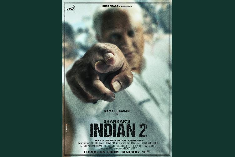 Kamals Indian 2 shooting to resume from May