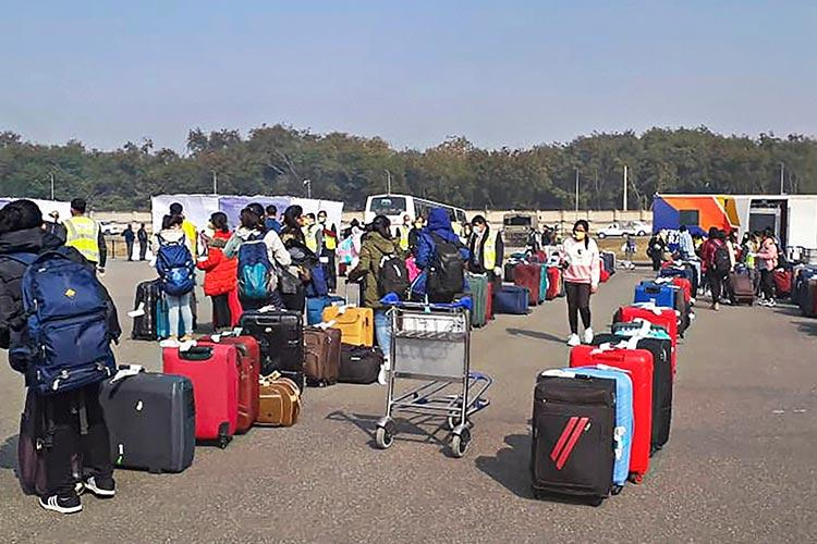 COVID-19 Saudi Arabia bans travel to and from India Kuwait airport shut