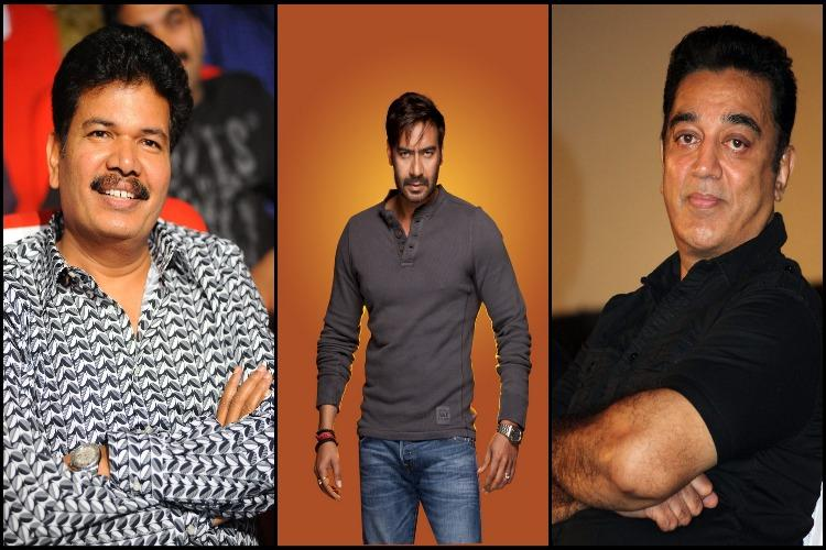 Shankar to rope in Ajay Devgn for Indian 2