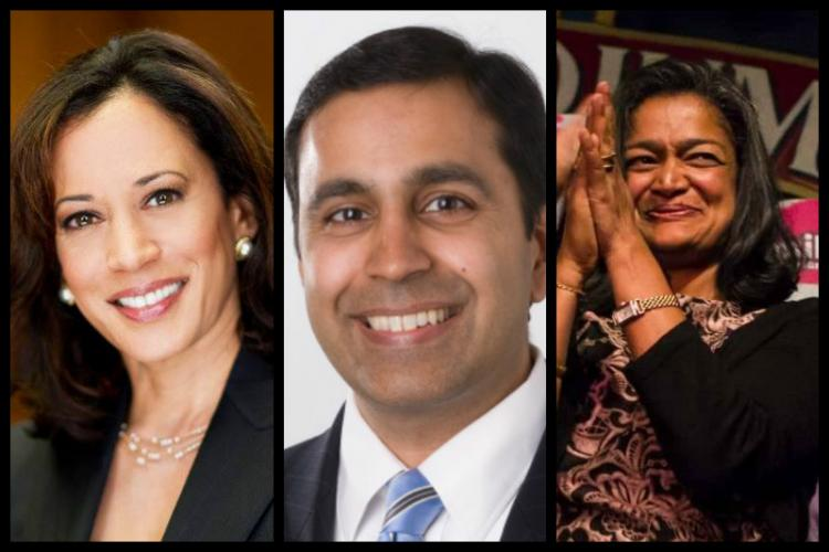 Us Election First Indian American Elected To Senate Two More To Enter Congress