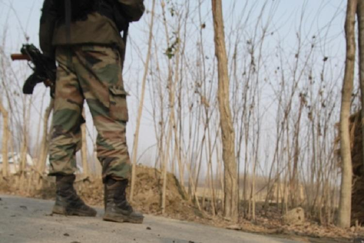 Three militants killed after Army foils attack in Kashmir