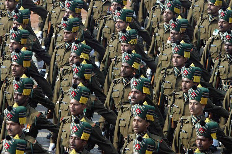 Shortage of over 9000 officers in Indian Armed Forces Govt