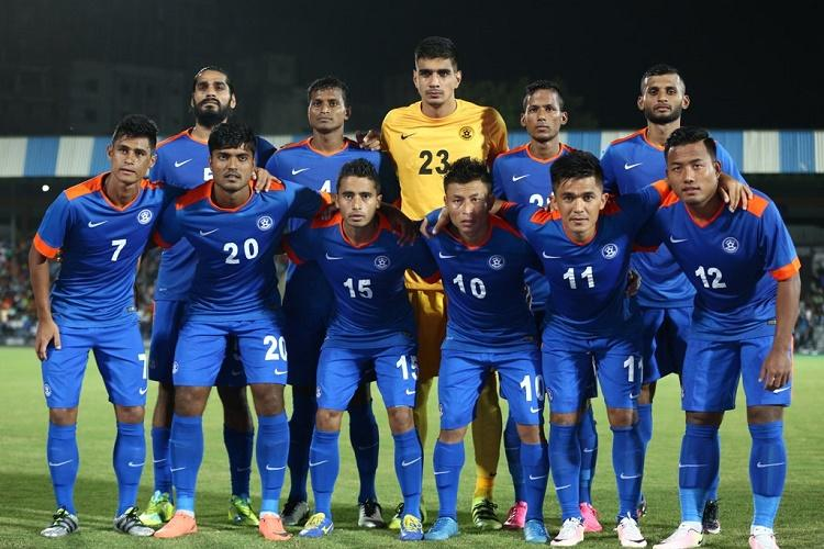 India rises to 101 in FIFA rankings best position since 1996