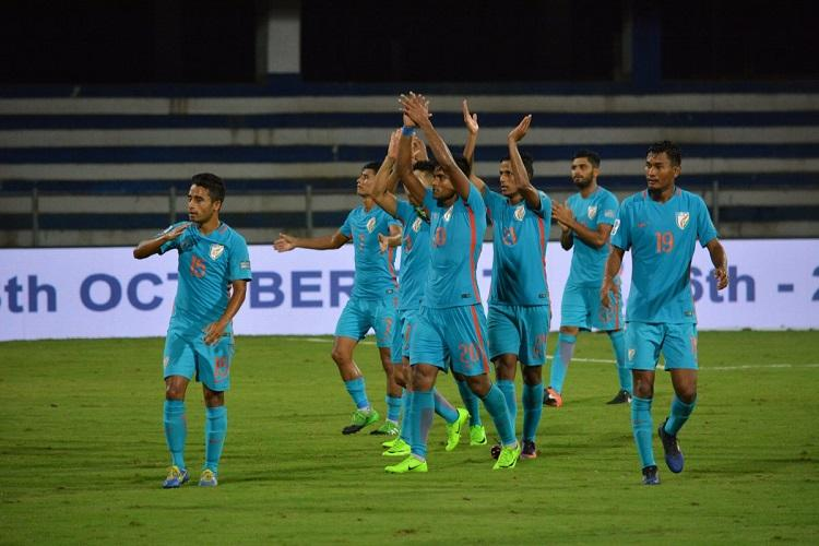 Indian football team achieves FIFA ranking of 96 its best in over two decades