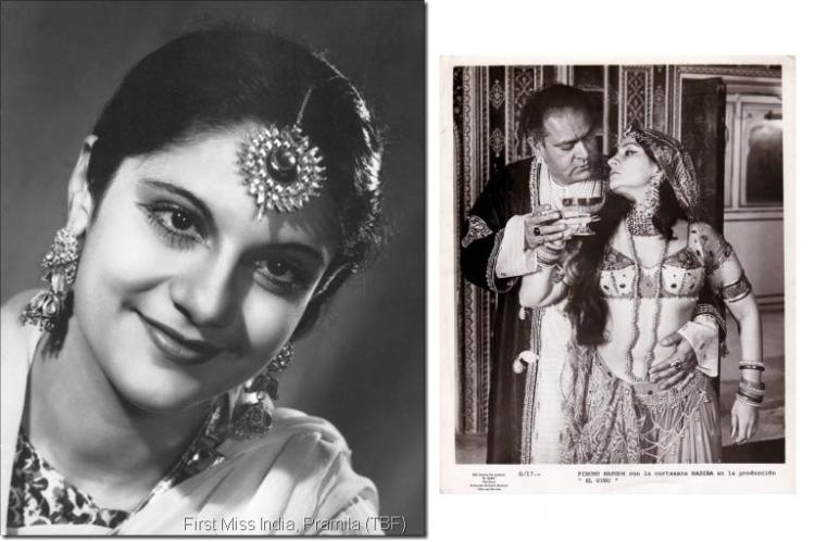 Jewish women were Indian cinemas first actresses