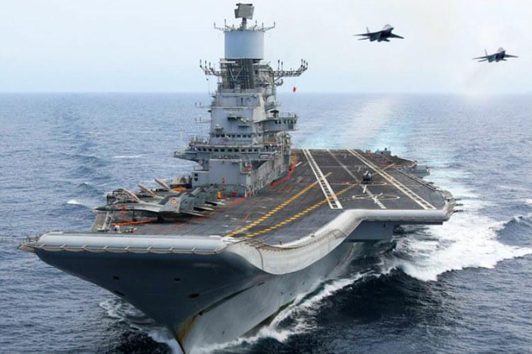 Indian Navy bans smartphones social media on bases ships