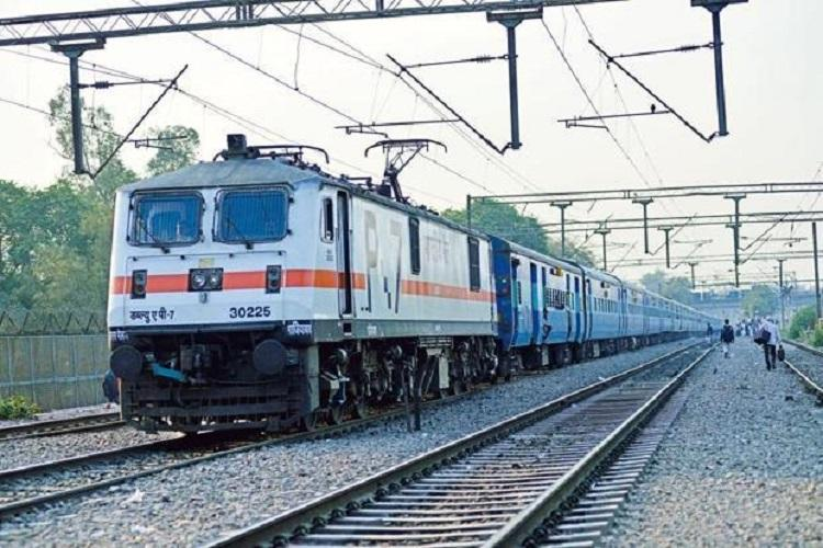 indian railways to use artificial intelligence to prevent signal rh thenewsminute com GE Electric Locomotives 2-8-8-2 Steam Locomotive