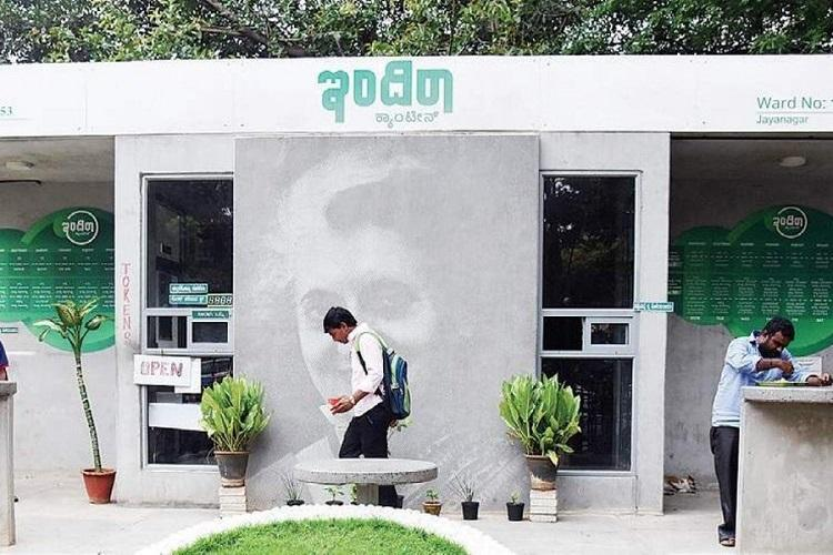 COVID-19 Free food for daily wage workers at Indira Canteens in Bengaluru
