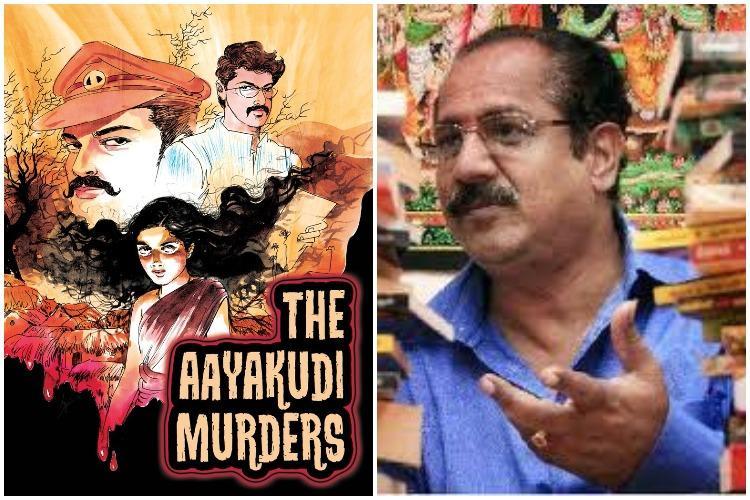 Are you a fan of mysteries Meet Vidathu Karuppu writer Indra Soundar Rajan