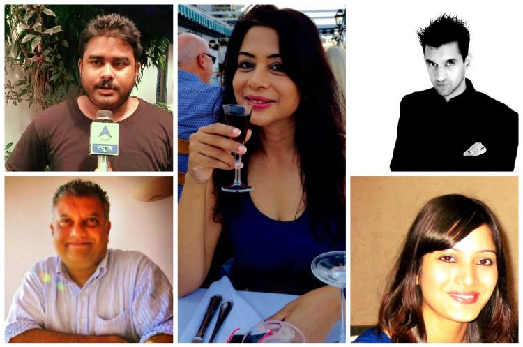 Indrani Mukerjea Sheena Bora and the five men in their lives