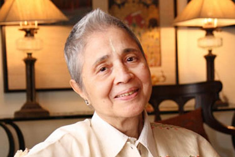 Times Groups Indu Jain who passed away recently