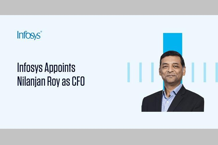 Infosys hires ex-Airtel executive Nilanjan Roy as CFO