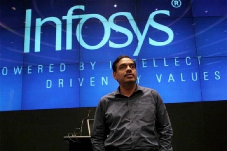 Infosys Chairman must quit for lapses Former CFO Balakrishnan
