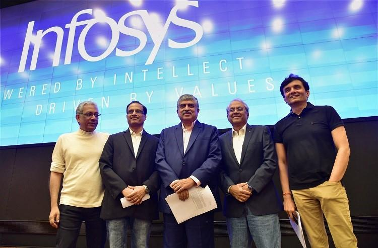 Increased automation Infosys spat and more What disrupted Indian IT industry in 2017