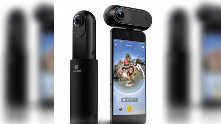 Insta launches One 4K 360 camera Offers 360-degree shooting of images 4K video recording