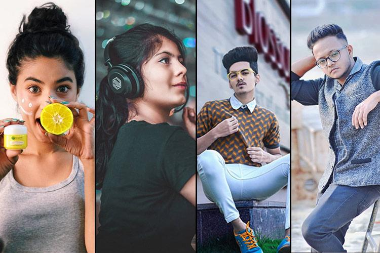 What it takes to be a teenage social media influencer in India
