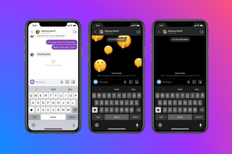 Facebook rolls out chat themes and Watch Together feature on Instagram chat