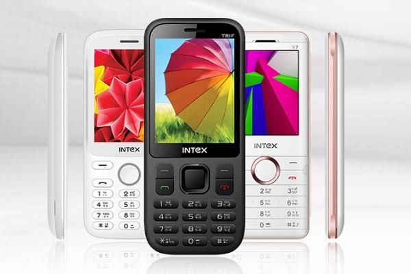 Intex launches Turbo 4G its first 4G VoLTE-enabled feature phone