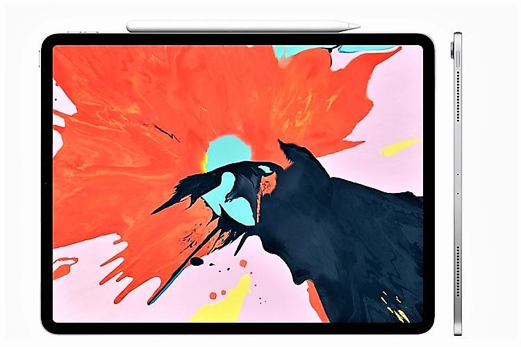 Apple launches its most powerful iPad Pro with all-screen design A12X Bionic chip