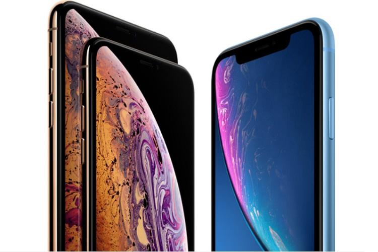 Apple launches iPhone XS iPhone XS Max and iPhone XR