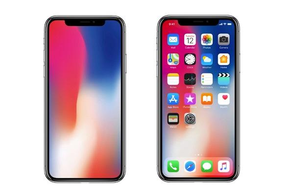Apple launches 58-inch iPhone X with edge-to-edge display and facial recognition