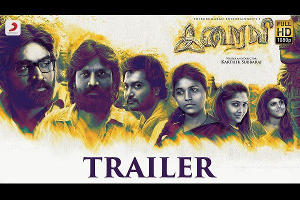 Iraivi A film about women who bear everything and put up with anything
