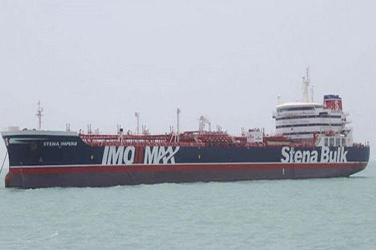 Crew of captured British oil tanker safe Iranian official
