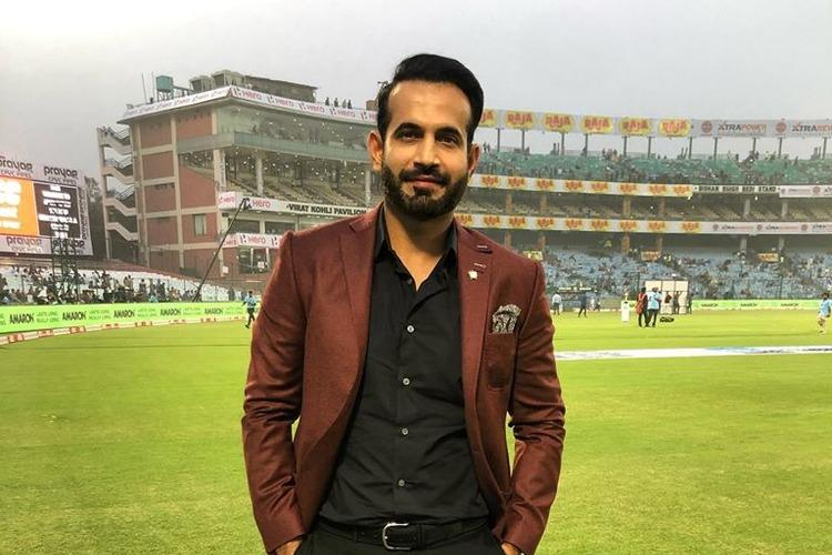 All-rounder Irfan Pathan announces retirement from all forms of cricket