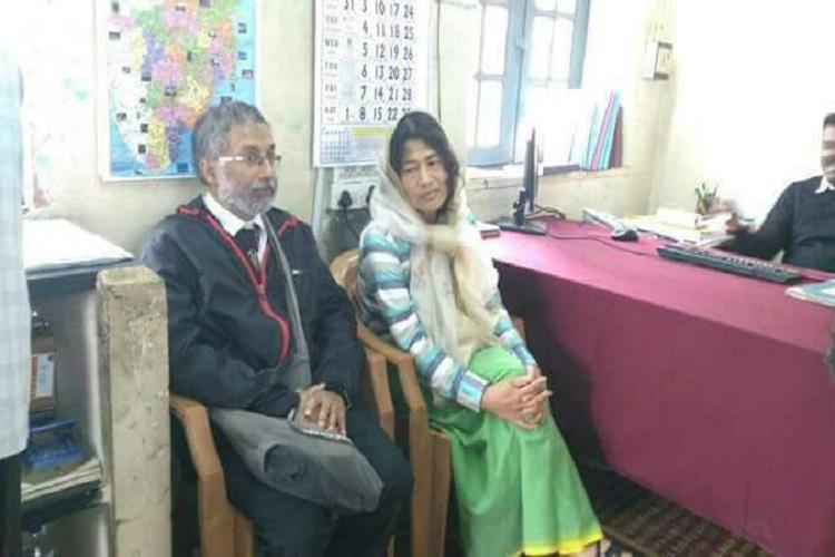 From Manipur to Kodai with love Irom Sharmila files marriage application at hill town
