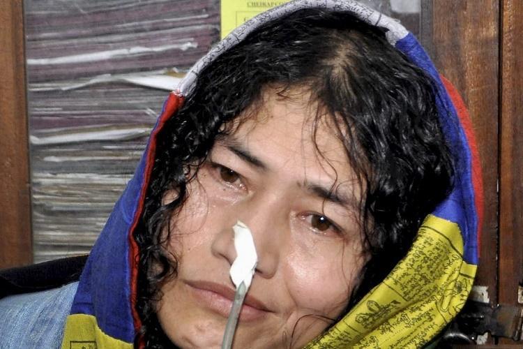 No more on fast Manipur now shuns Sharmila