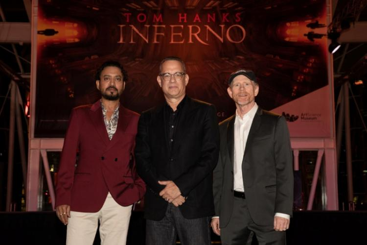 I want to be cool like Irrfan Khan says Tom Hanks on shooting for Inferno