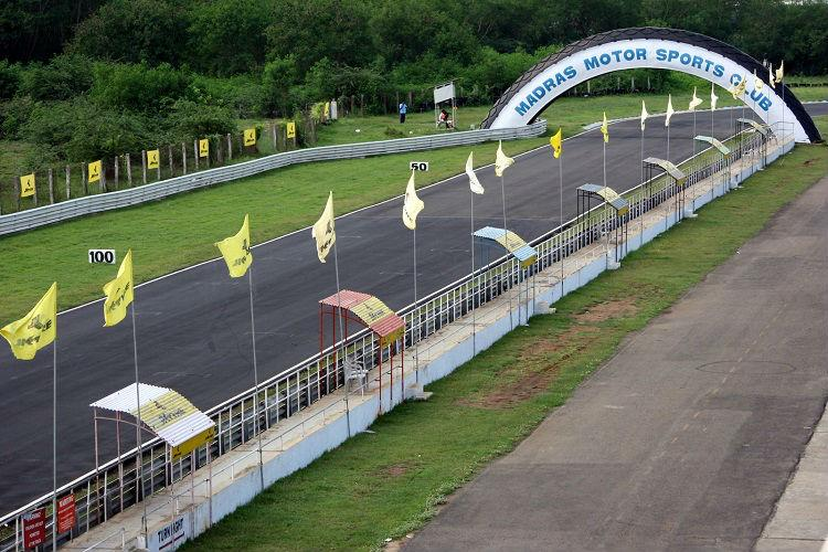 Chennai gears up for 2nd round of racing nationals