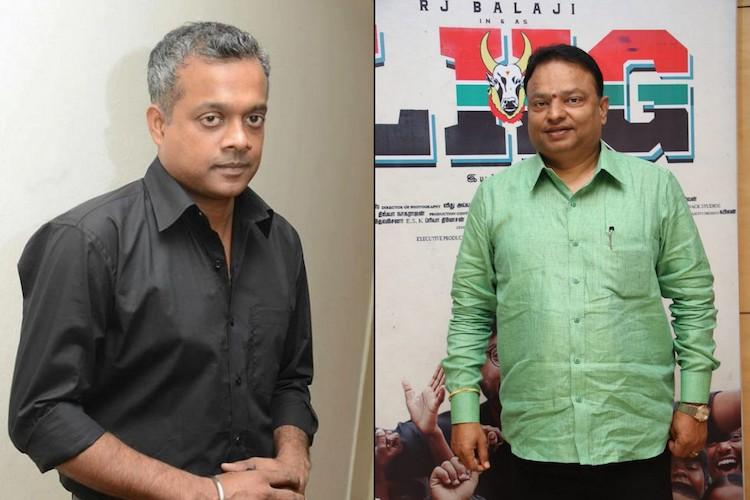 Producer Isari Ganesh confirms 3 new projects with director Gautham Menon