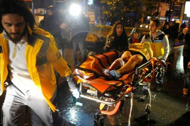 At least 35 people killed in Istanbul nightclub attack