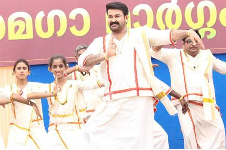 Mohanlal to wrap up Ittymaani Made in China