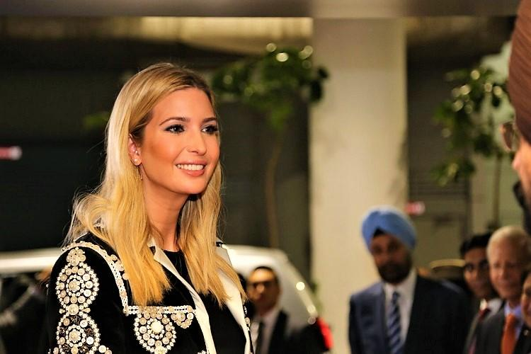 Ivanka Trump lands in Hyderabad city all set for global summit