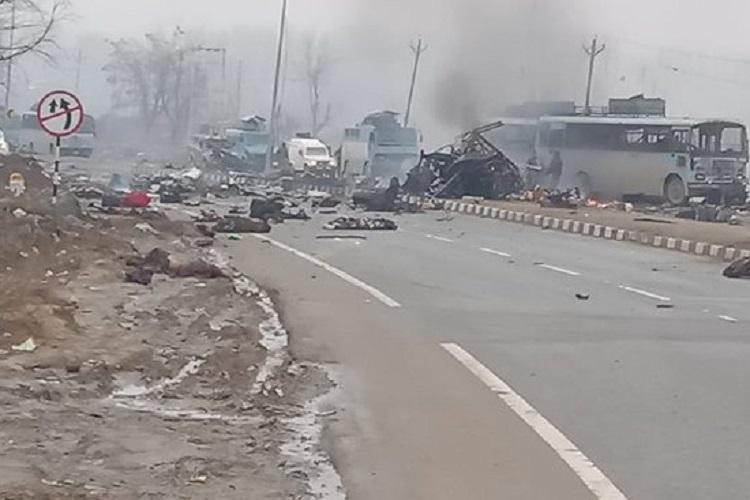 Their sacrifices shall not go in vain Leaders condemn Pulwama terror attack