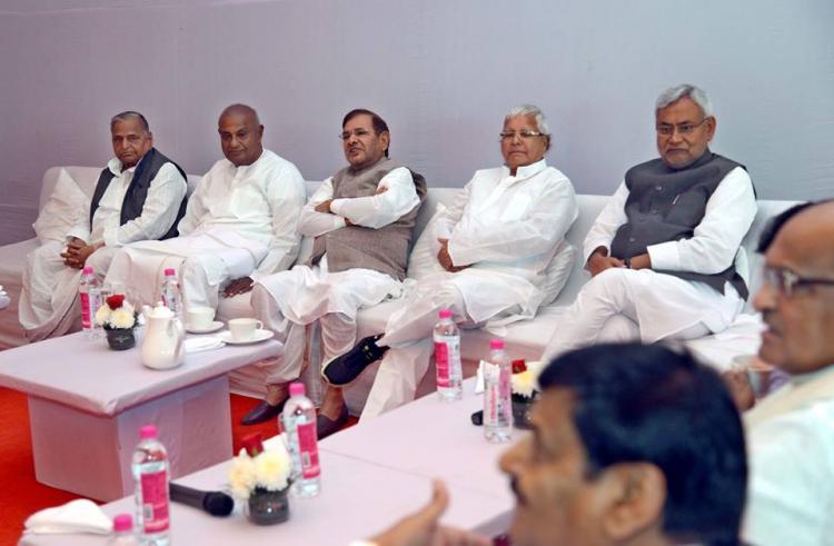 Janata Parivar merger Status quo to be maintained in Kerala
