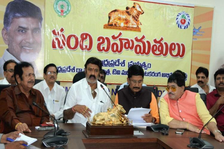 Nandi Awards biased nepotism in jury Telugu film personalities lash out