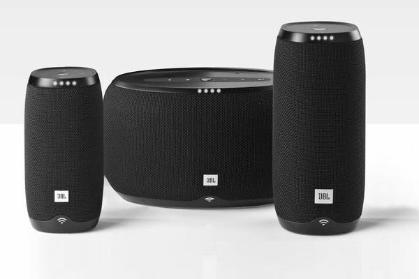 jbl powered speakers. one of the devices receiving increasing traction this year, especially at ifa is smart speaker. jbl also has unveiled a new speaker called jbl powered speakers