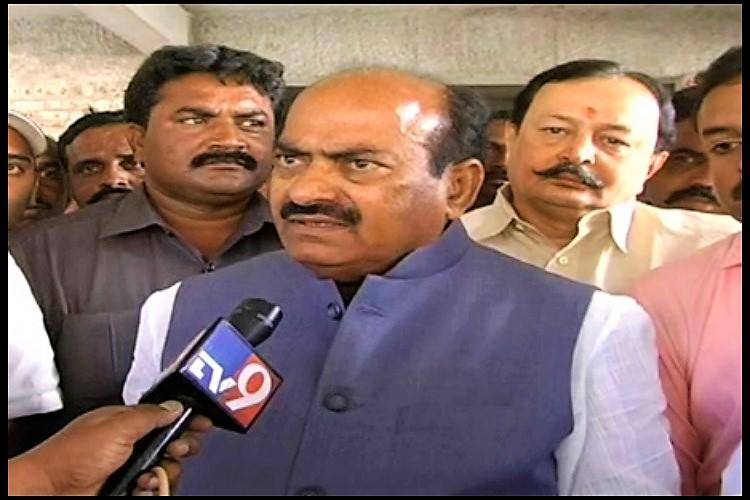 Image result for Anantapur MP JC