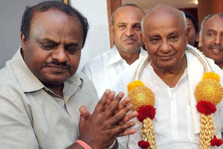 JDS has accepted our offer for alliance says Congress