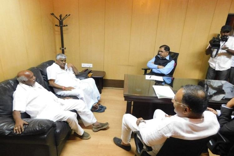 JDS seeks 12 seats for LS polls Cong says allocation will be based on winnability