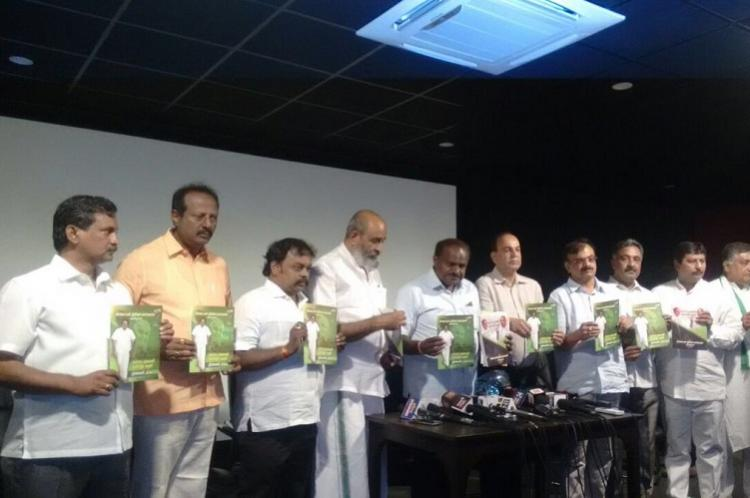 100 pc loan waiver to farmers JDS releases manifesto 5 days ahead of polls