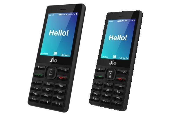 Reliance Jio launches JioPhone for free but with a refundable deposit of Rs 1500